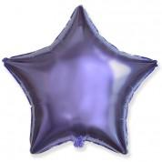 Звезда Сиреневый 40 см