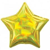 Звезда Жёлтый Перламутр 40 см