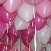 Пастель - белый, розовый, фуксия