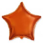 Звезда Оранжевый  40 см