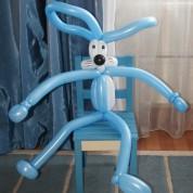 Кролик из ШДМ