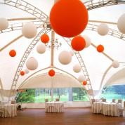 Большие шары с воздухом (80 см)