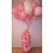 Лялька 3 (102 см.)  с шарами