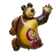 Маша и Медведь 77 см