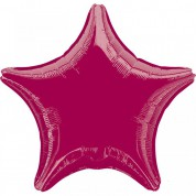 Звезда Бургундия 40 см