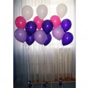 Фонтан из 5 шаров + груз