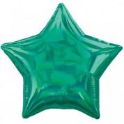 Звезда Зелёный Перламутр 40 см
