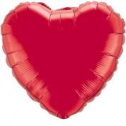 Сердце Красный 40 см