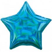 Звезда Синий Перламутр 40 см