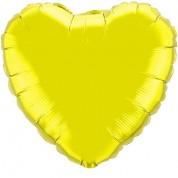 Сердце Золото 40 см