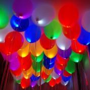 50 шт. Светящиеся шары ассорти