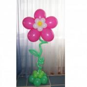 Цветок гелиевый