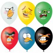 Angry Birds - 2 (мордочки)