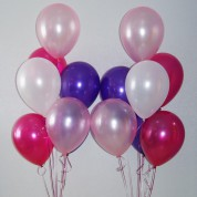 Фонтан из 7 шаров