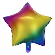Звезда Радужный 40 см