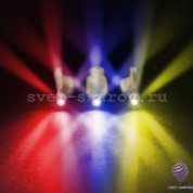 3D RGB светодиод в защитном корпусе