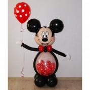 Микки Маус с шаром-сюрпризом + шарик