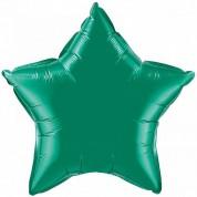 Звезда Зеленый 40 см