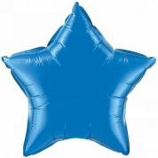 Звезда Синий 40 см