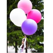 Большие шары для фотосессий с гелием