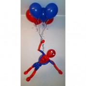 Человек-паук + 6 шаров