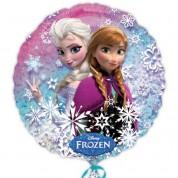 """Холодное сердце круг """"Эльза и Анна"""" 33 см."""