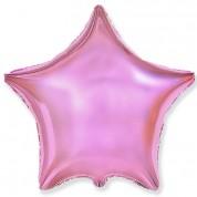 Звезда Розовый нежный 40 см