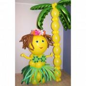 Тропиканка с пальмой