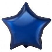 Звезда Тёмно-синий 40 см