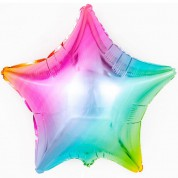 Звезда Радуга, нежный градиент 40 см
