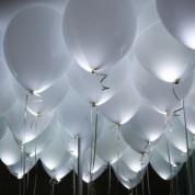 1 шт. Светящиеся шары Белые