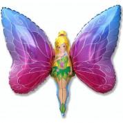 Девочка - бабочка 97 см.