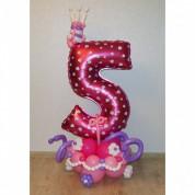 """5 на полянке """"Розовый тортик"""""""