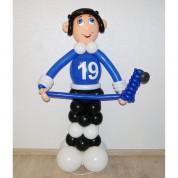 Хоккеист 150 см.